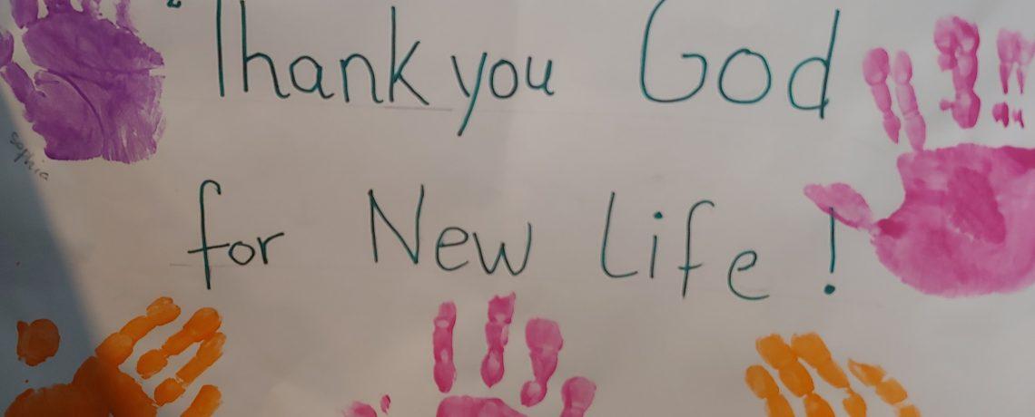 Thank you to Cedar Park Christian School, St. Paul Orthodox Church and Holy Family Kirkland!